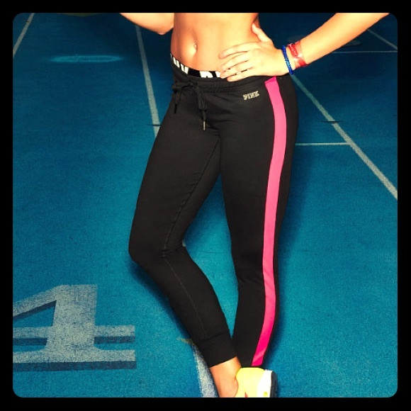 f1779906a7cfb VS Pink Ultimate Gym Pant