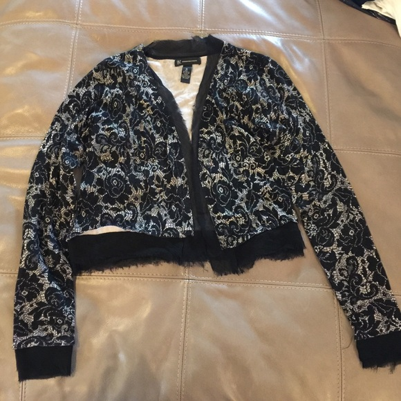 70% off INC International Concepts Sweaters - INC Dressy Lace ...