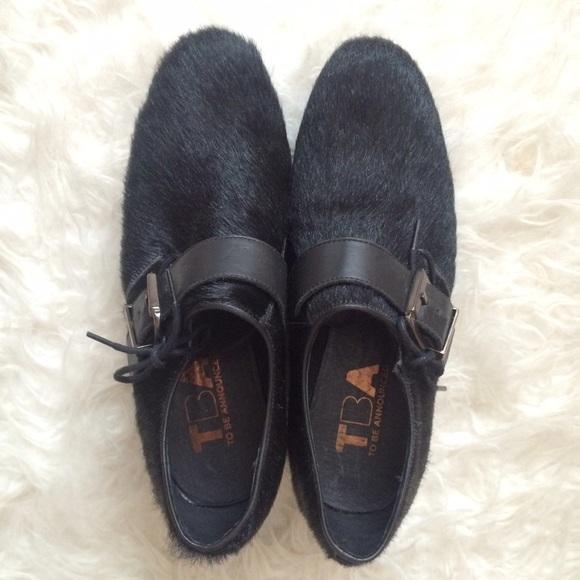 71 tba shoes shoes tba shoes black pony hair