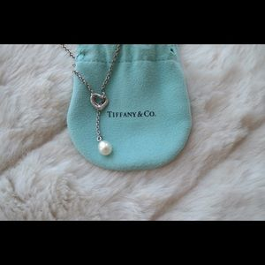 Tiffany & Co. Pearl Lariat Necklace