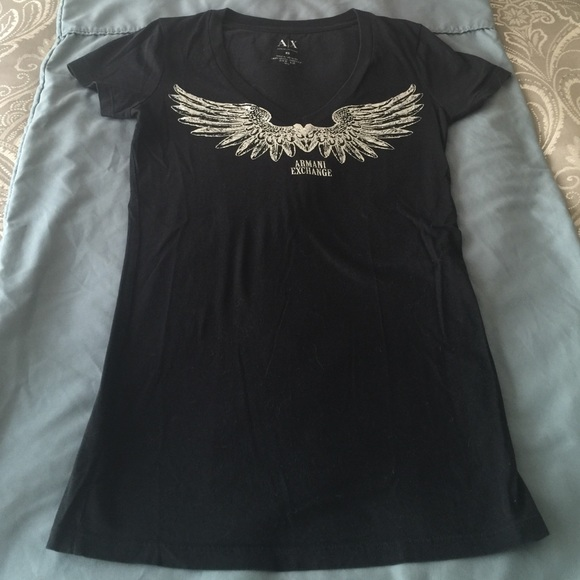 85 off armani exchange tops aunthetic armani exchange for Armani exchange t shirts wholesale