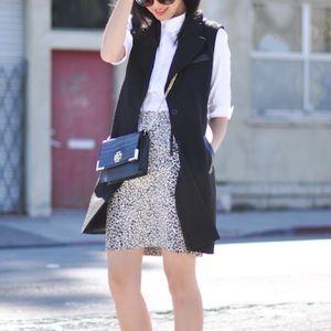 Ann Taylor Jackets & Blazers - Ann Taylor black coat vest