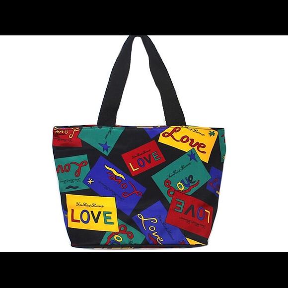 Yves Saint Laurent Bags   Authentic Vintage Love Purse   Poshmark 0c1b8115e1