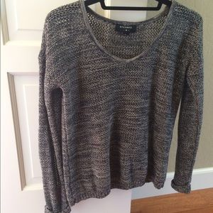Urban Outfitters grey knit sweater