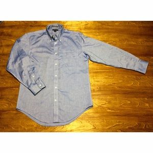 Men's Lands End Dress Shirt