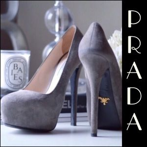 Prada Shoes - 🌟1-DAY SALE❤️REDUCED!!