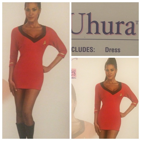 Other Star Trek Uhura Costume Poshmark