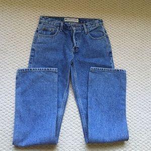 American Eagle Outfitters Denim - American Eagle jeans. Mint! Sz 2 Regular, Vintage