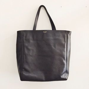 Saint Laurent Reversible Tote Bag