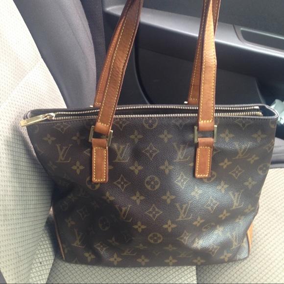 Louis Vuitton Handbags - Authentic Louis Vuitton Cabas Piano 12b96e522
