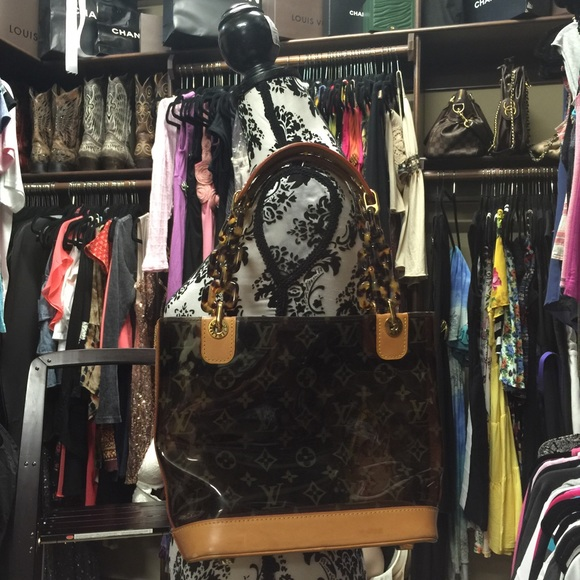 e650d37db792 Louis Vuitton Handbags - Limited Edition Louis Vuitton Cabas Ambre PM