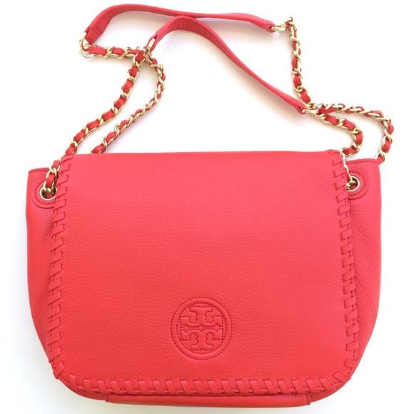 43f9cc1db61 New Tory Burch Marion Small Flap Shoulder Bag