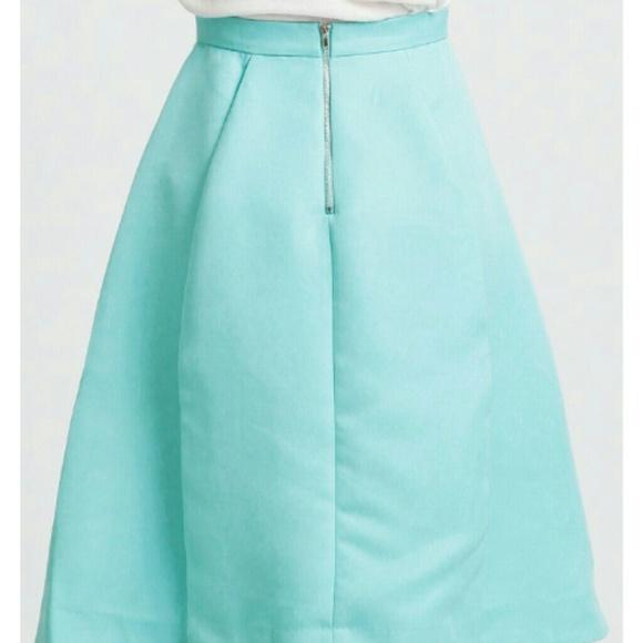 49 modcloth dresses skirts mint midi skirt from