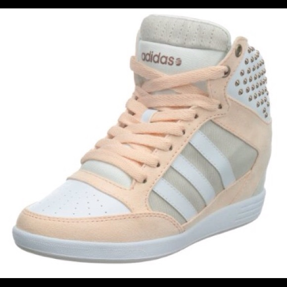 accd62c68b1 ✨NWT✨Adidas Neo Super Wedge Sneakers