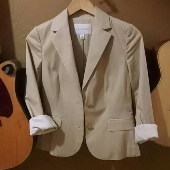 Banana republic womens tuxedo jacket