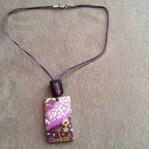 Jewelry - Handmade shell necklace.