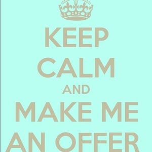 🎆Make me an offer I can't refuse🎆