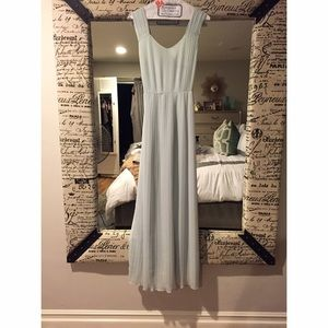 Semi formal Maxi Dress!