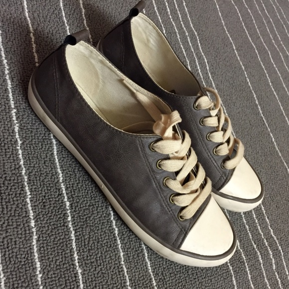 H&M Shoes - H&M Grey Sneakers