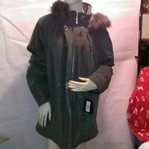 A NWT Winter Coat By Fleet Street LTD