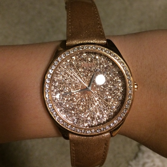 main us com watches datafeed sparkly en watch shopbr jesse steel womens fossil sparkle stainless