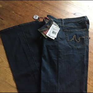 "*NWT* AG  ""Angel"" Jeans from Anthro"