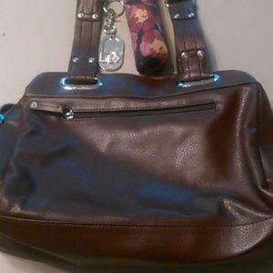 Liz Claiborne New York Double Handled Bag