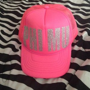 Accessories - Phi Mu hat and tank bundle for mdteen