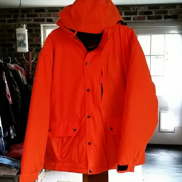 5eb400d615fb7 All Game Outfitters Jackets & Coats | Mens Cabelas Xl Neon Orange ...