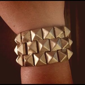 Shoe Dazzle Jewelry - 💎Square Tiled Cuff💎