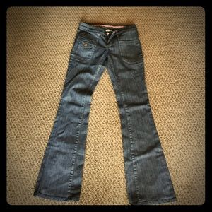Brand new Hurley boot cut jeans