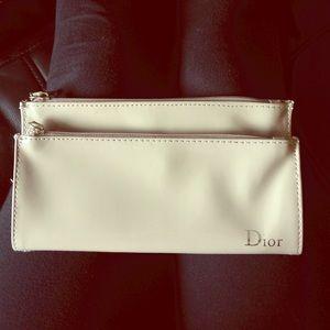 Dior wallet clutch