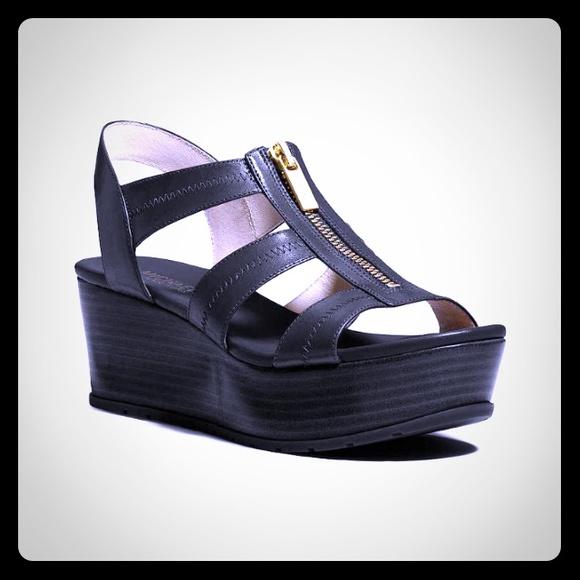636fbb36a4b MICHAEL Michael Kors Berkley Mid Sandals
