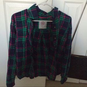 Tops - Flannel Shirt
