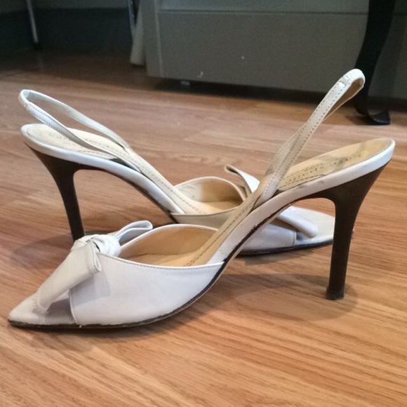 75 kate spade shoes kate spade white heels from