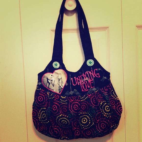 Nightmare Before Christmas Purses Handbags.The Nightmare Before Christmas Purse