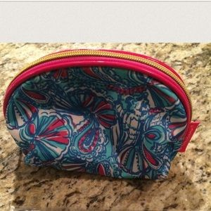Lilly Pulitzer for Target My Fans Makeup Bag