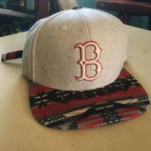 American needle Other - Boston Red Sox StrapBack