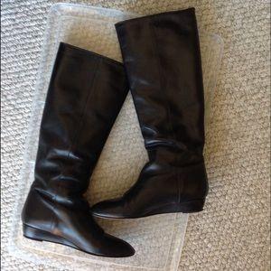 Loeffler Randall Black Matilde Boots - worn once