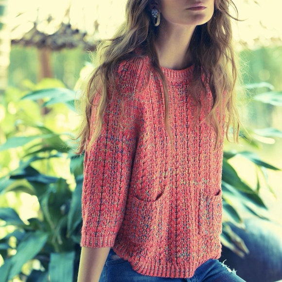 50% off Anthropologie Sweaters - Anthropologie MARLED SWING ...