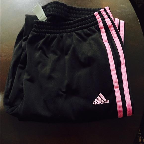 Pink Striped Sweatpants   Poshmark