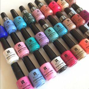 Red carpet manicure Accessories - Red carpet manicure new gel colors