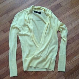 Gorgeous yellow sweater from Limited 