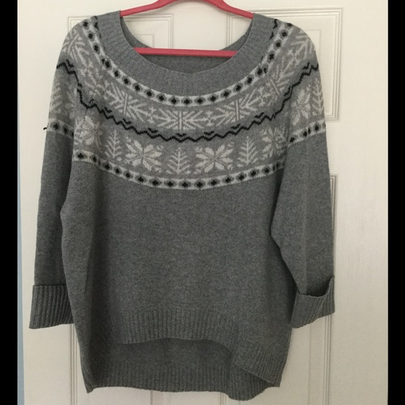 87% off Joie Sweaters - NWT Joie Loose Fit Fair Isle Sweater from ...
