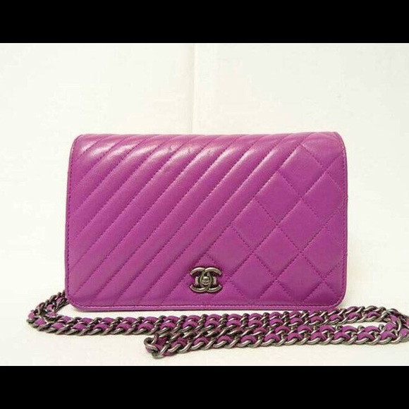 19142b25209bca CHANEL Bags | Coco Boy Wallet On Chain | Poshmark