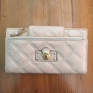 Cream Marc Jacobs Wallet