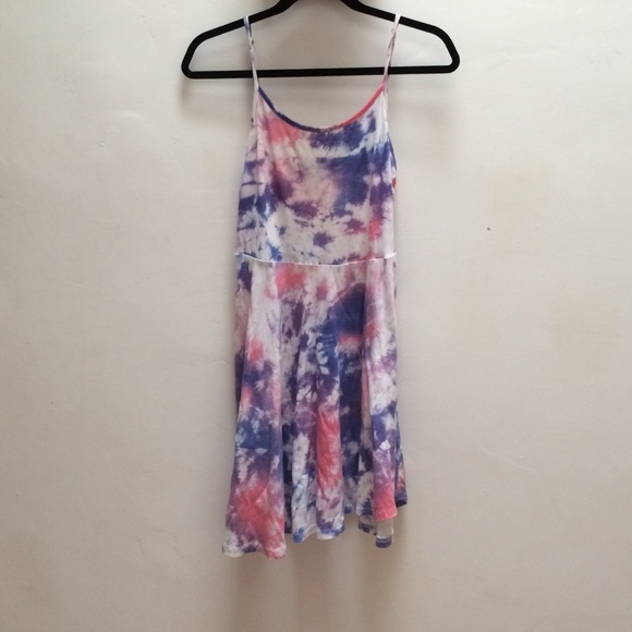 Cotton Tie Dye Dresses