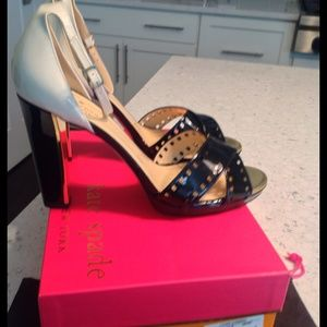 kate spade Shoes - NWOT Kate Spade shoes with box and shoe bag