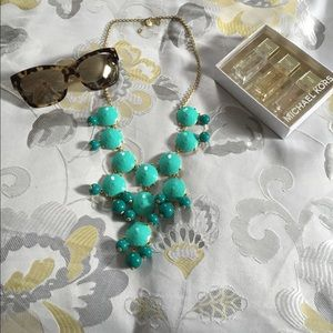 Authentic Jcrew bubble necklace