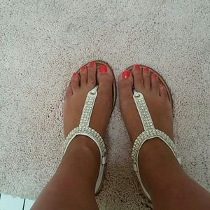 Brand new Venus sandals
